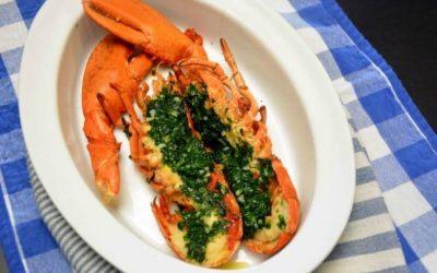 Spis fisk! – 7-8 retter med fisk