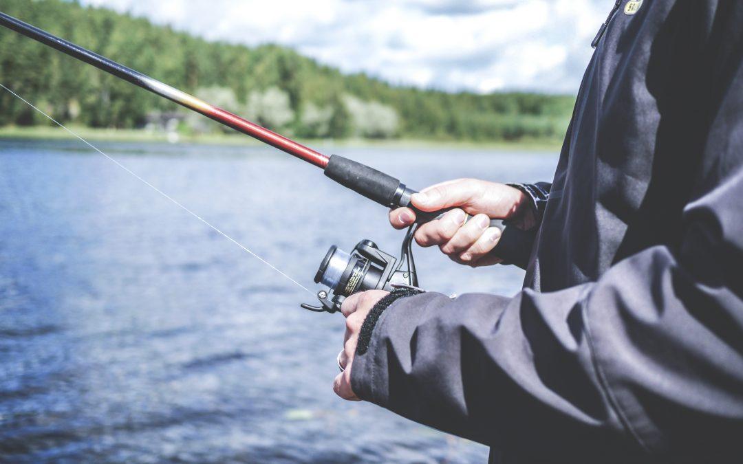 Få flotte naturoplevelser som lystfisker